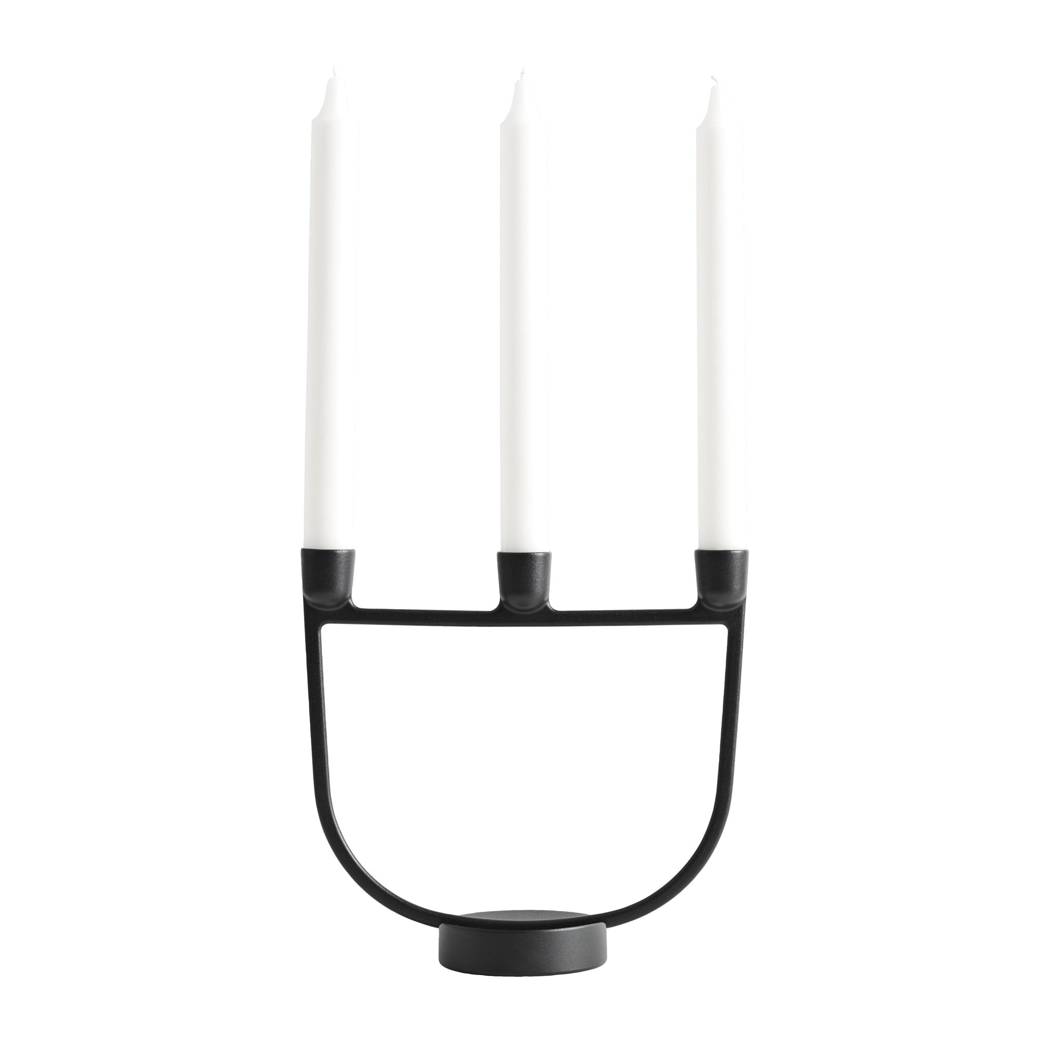 Open Candelabra by Muuto
