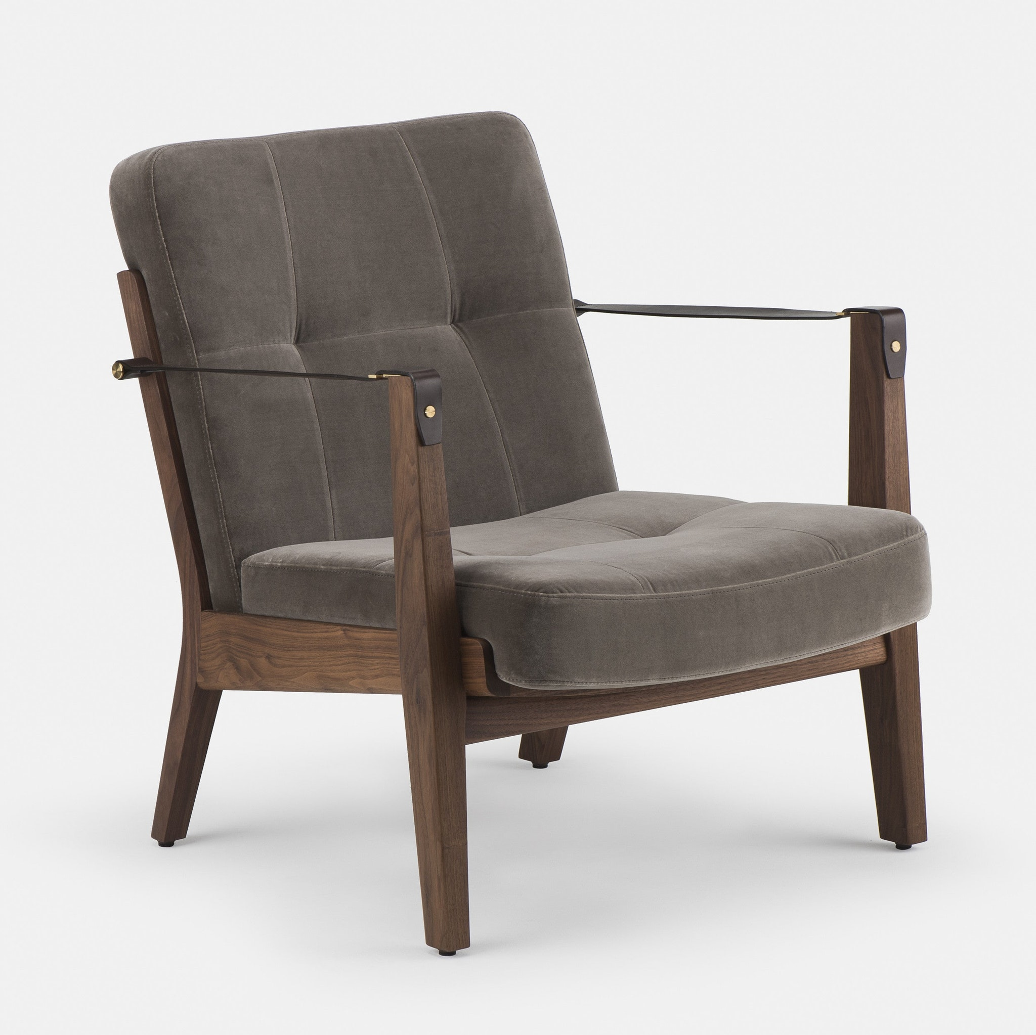 Capo Lounge Armchair by Neri&Hu