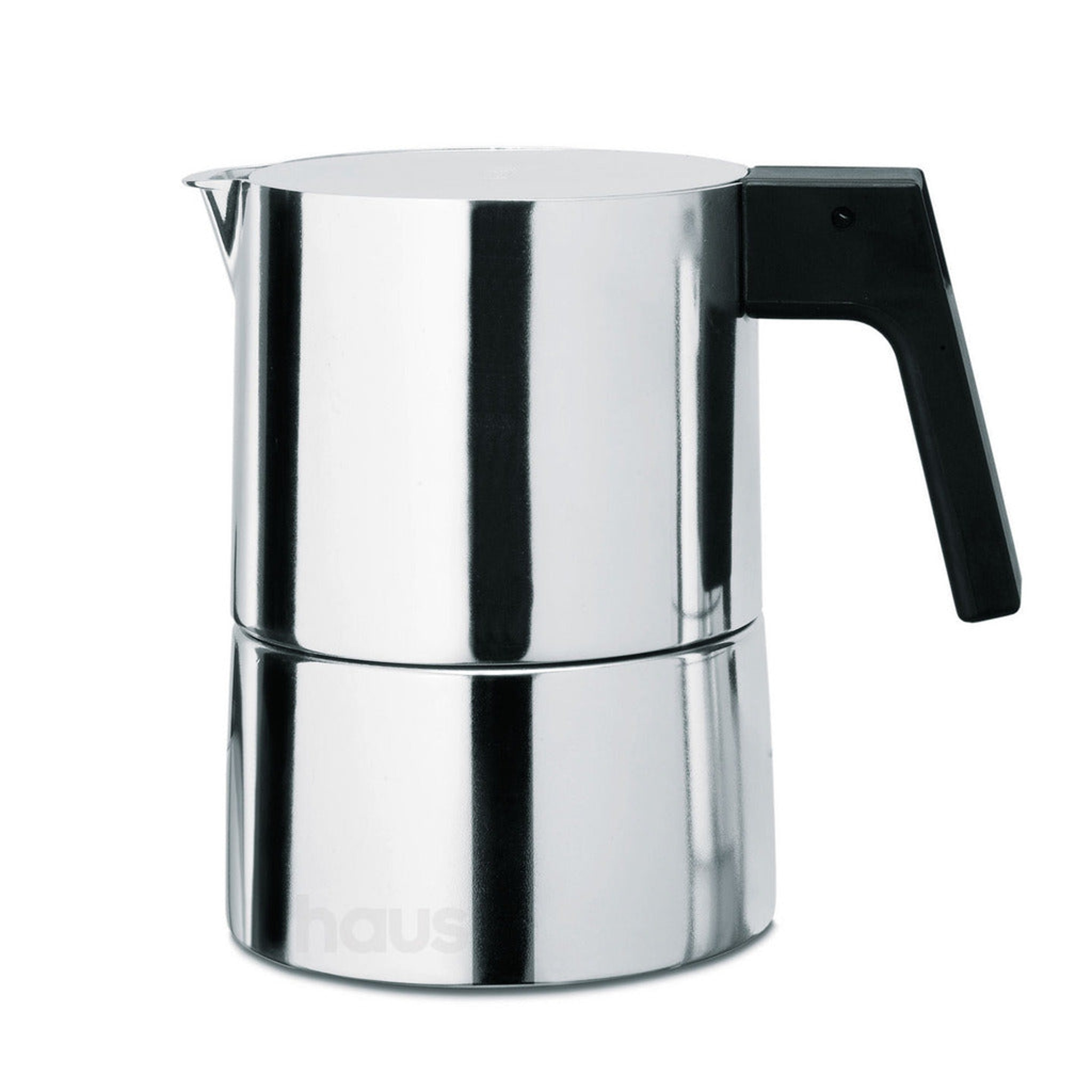 Pina Espresso Maker by Piero Lissoni for Alessi