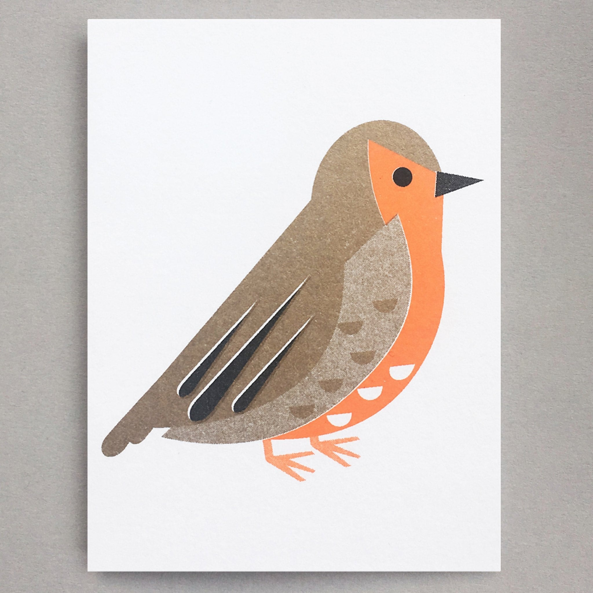Robin Mini Card by Scout Editions