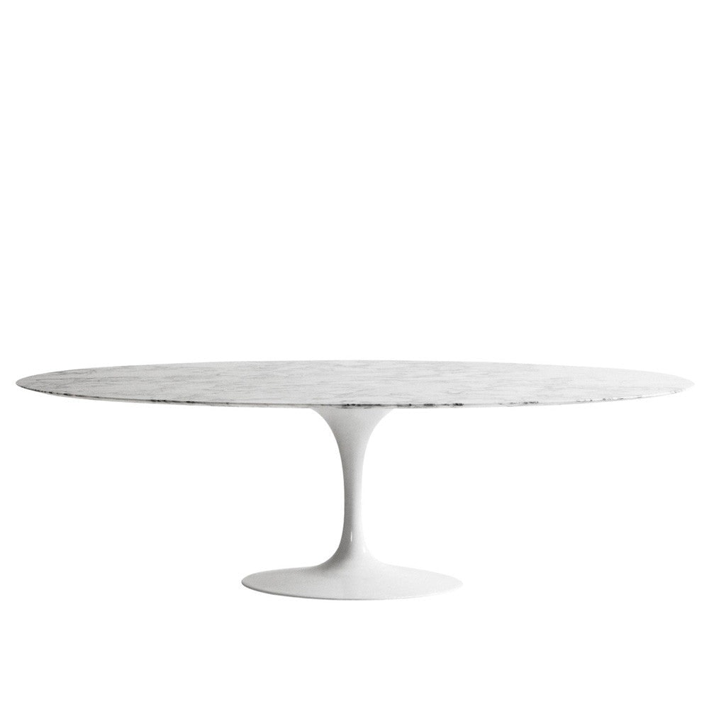 Tulip Oval Dining Table by Knoll — haus