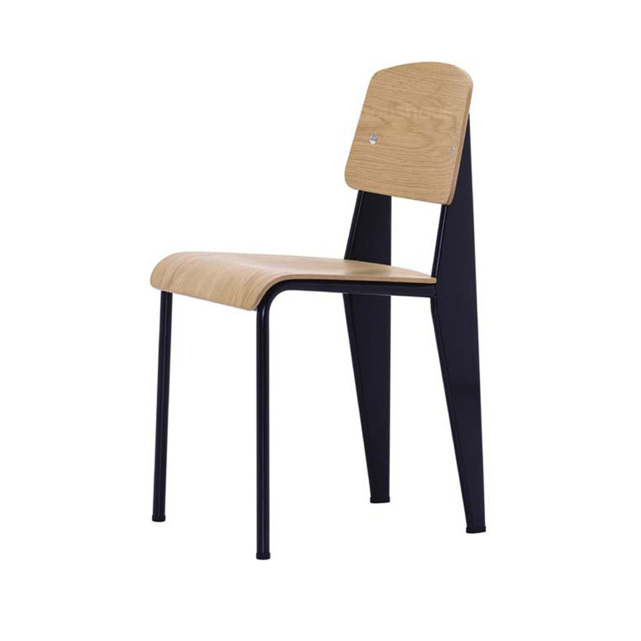 Standard chair by Jean Prouve, Vitra