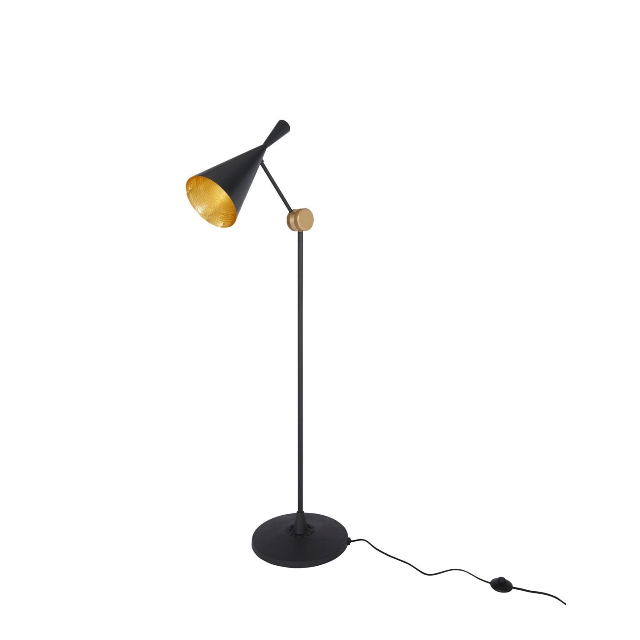 Beat Floor Light by Tom Dixon