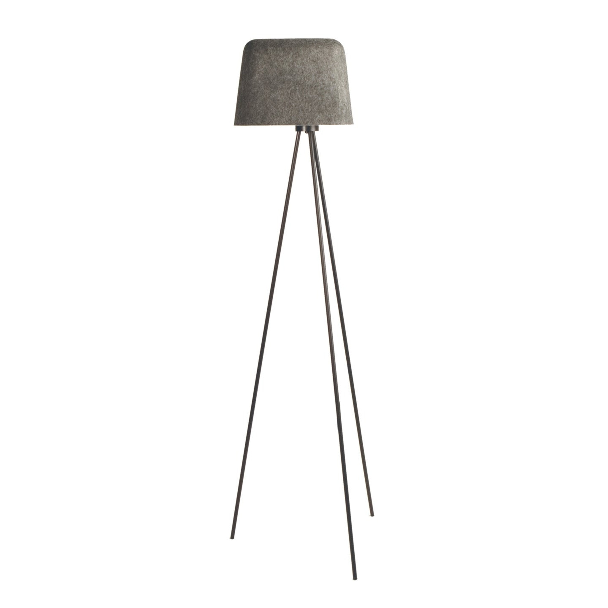 Felt Floor Light by Tom Dixon