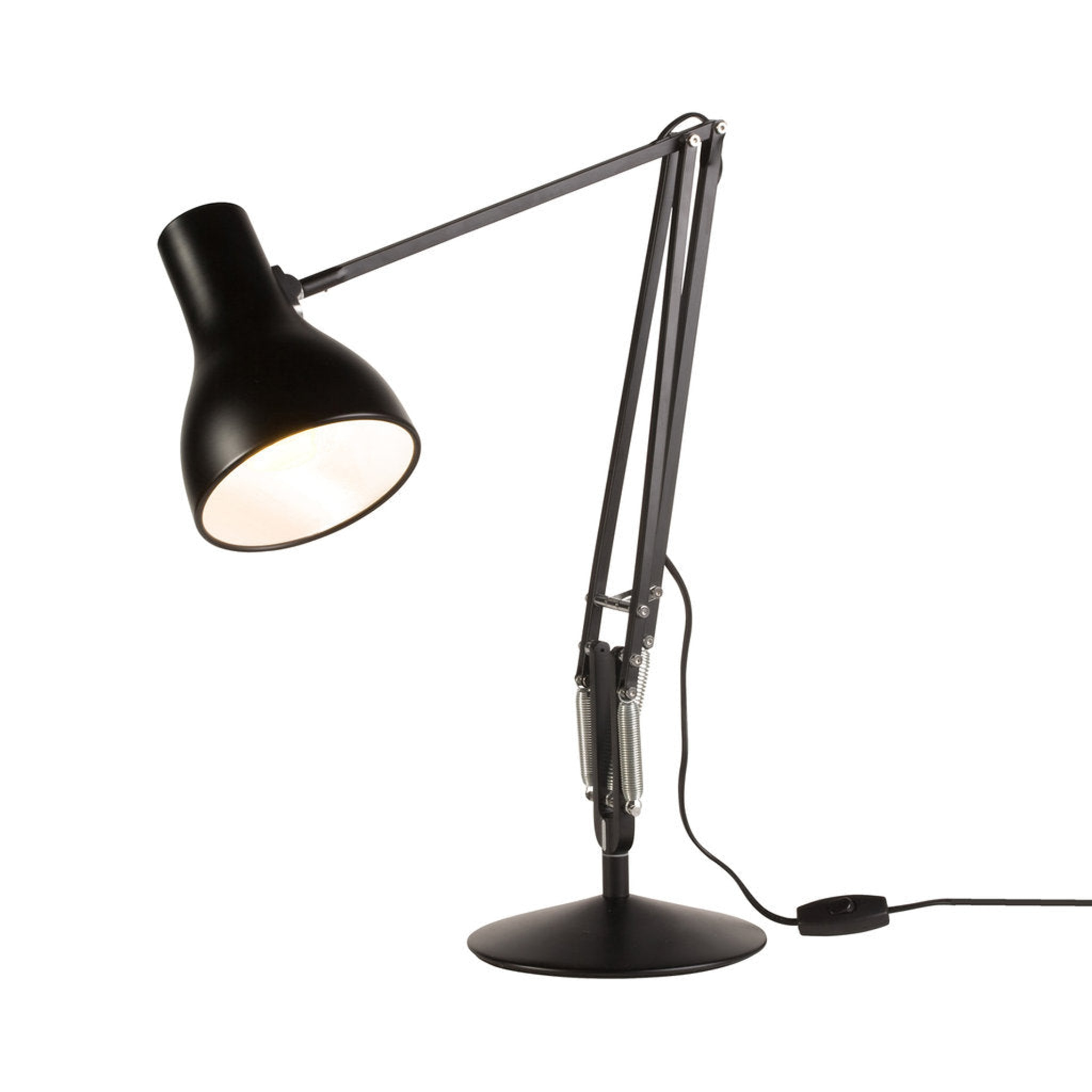 Type 75 Desk Lamp by Kenneth Grange