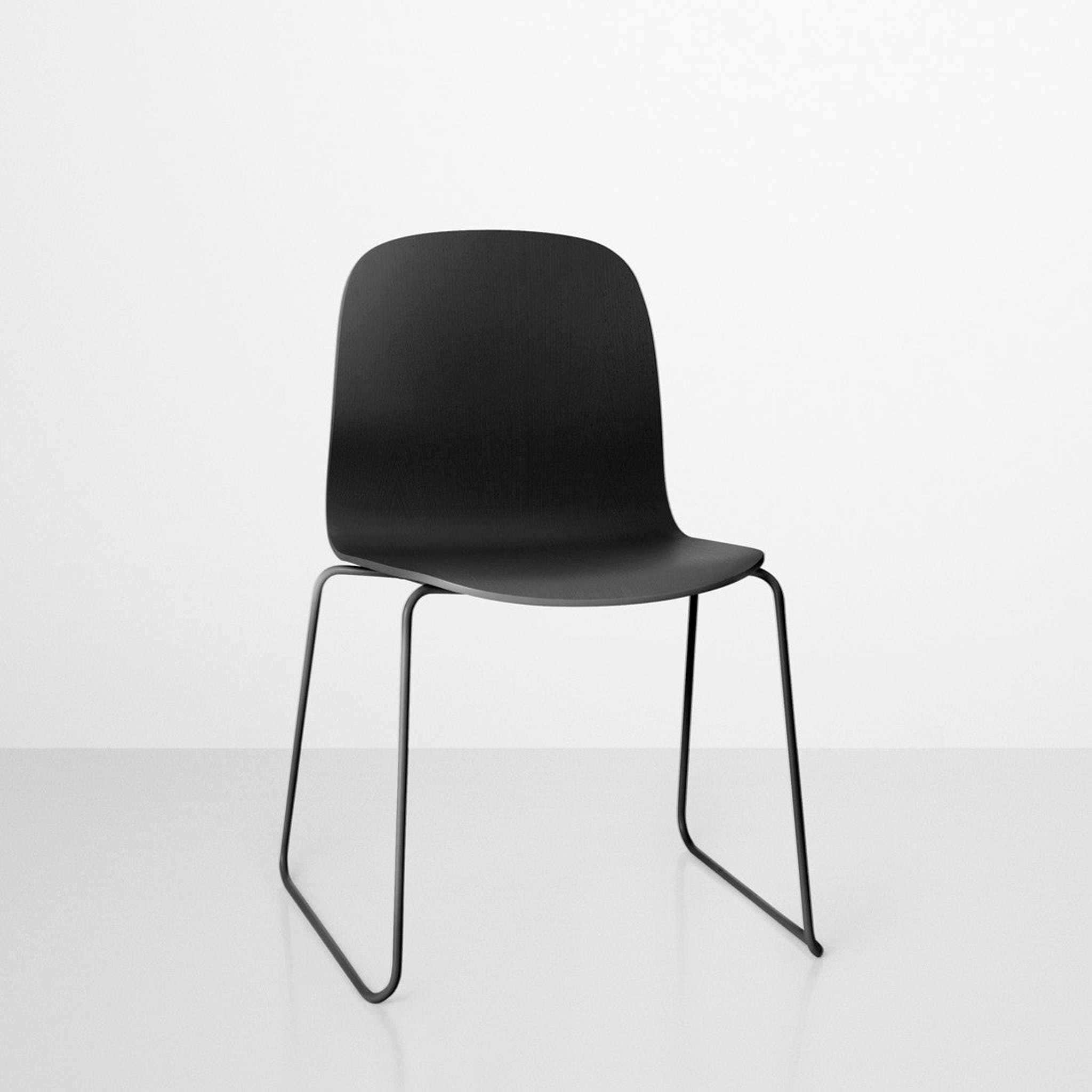 Visu Chair Sled Base by Mika Tolvanen