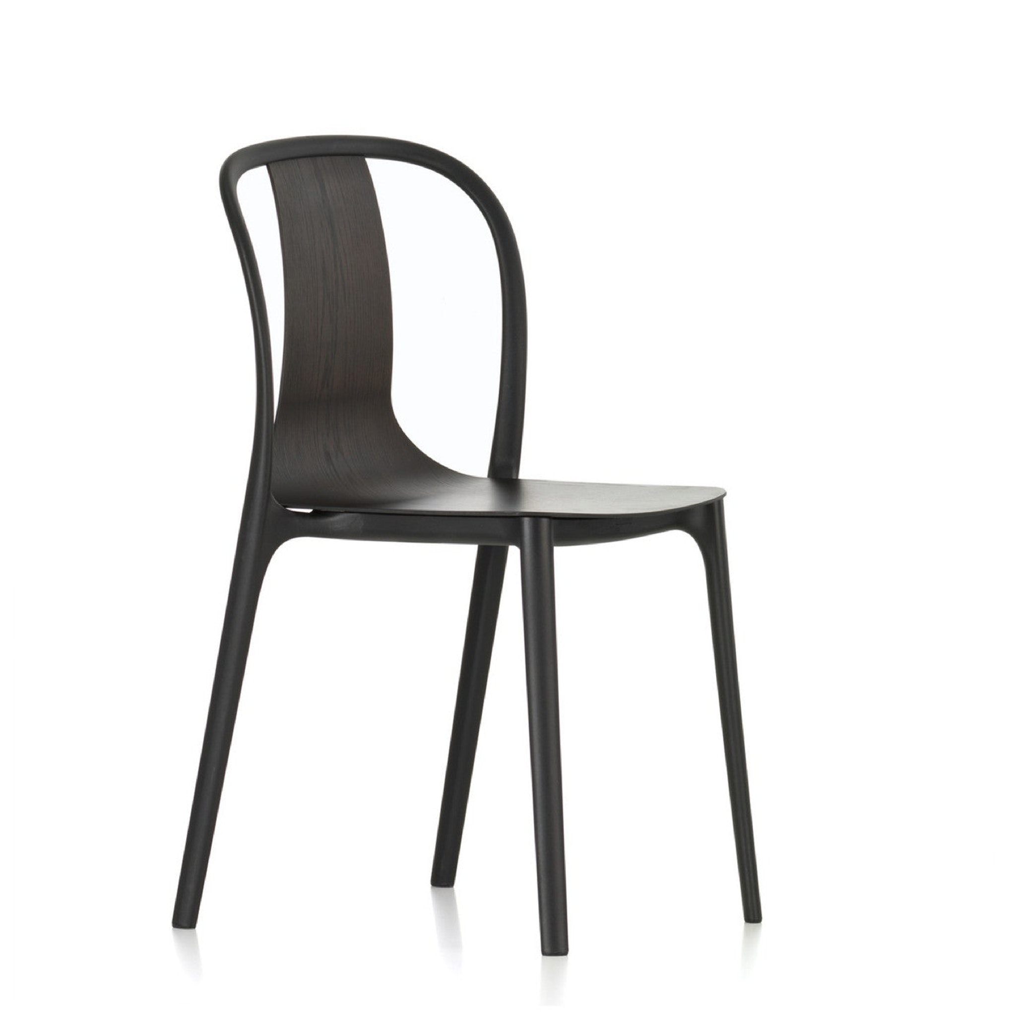 Belleville Chair Wood by Vitra