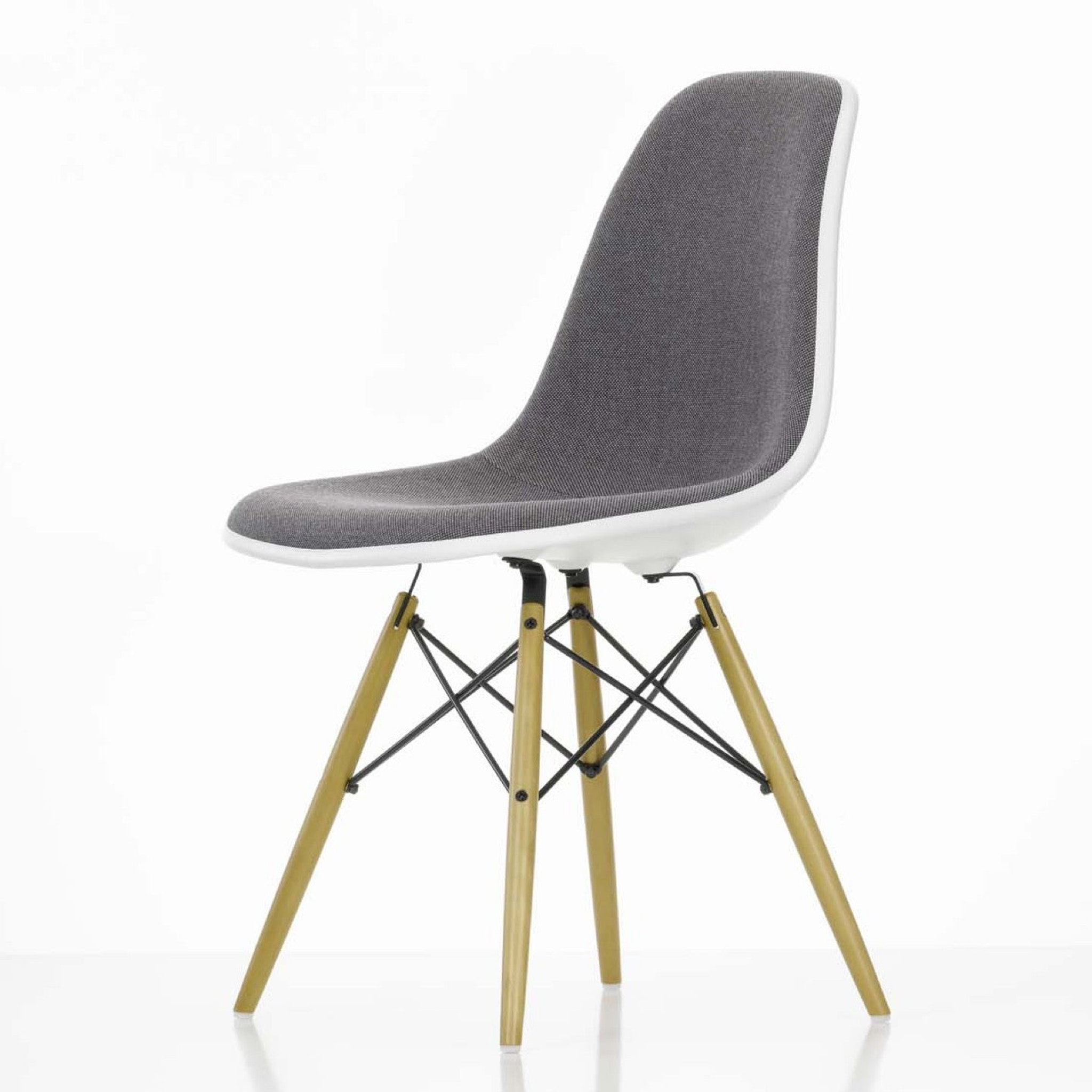 DSW Chair Fully Upholstered by Vitra