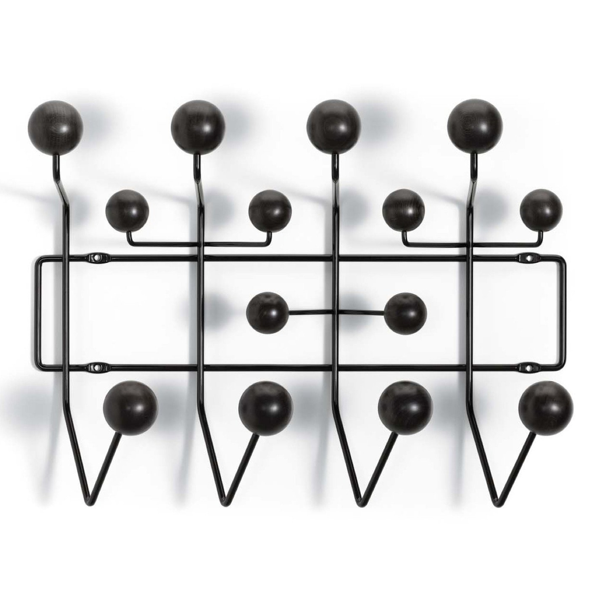 Hang it All Black by Vitra