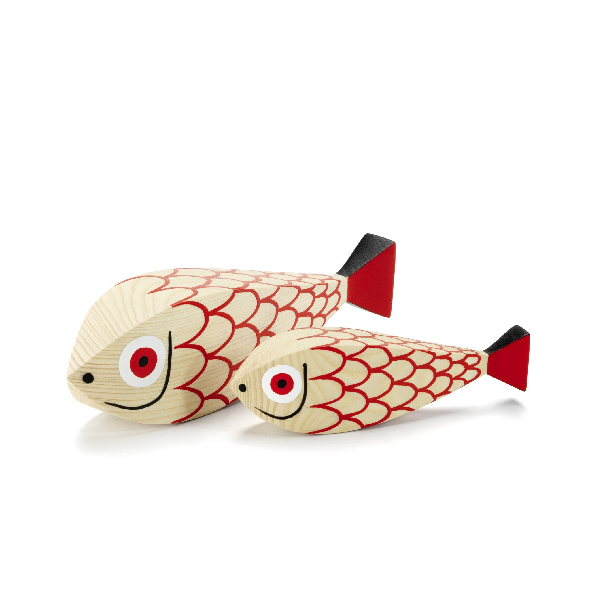 Mother Fish & Child by Vitra