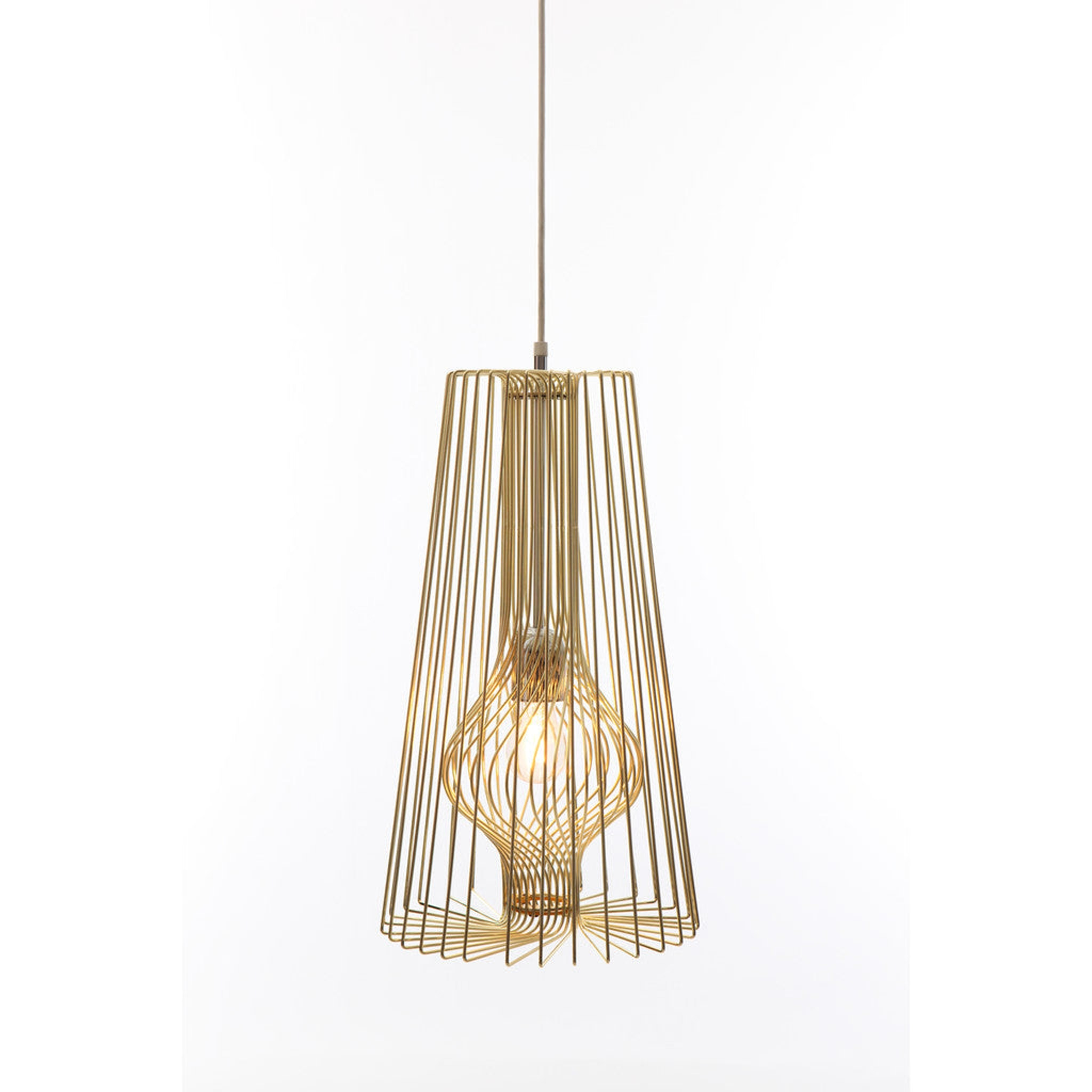 Wire Light by Viable London