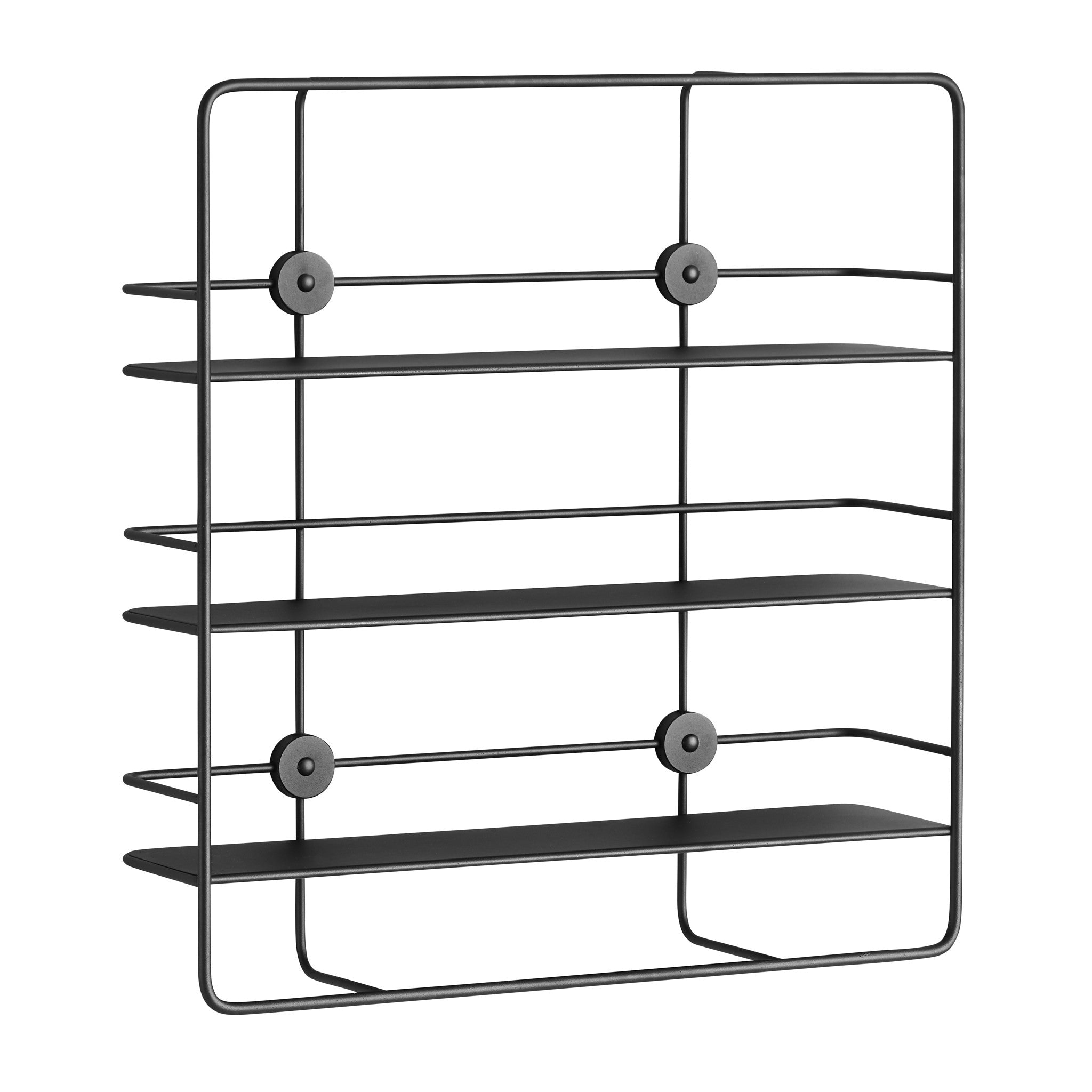 Coupé Rectangular Shelf by Poiat