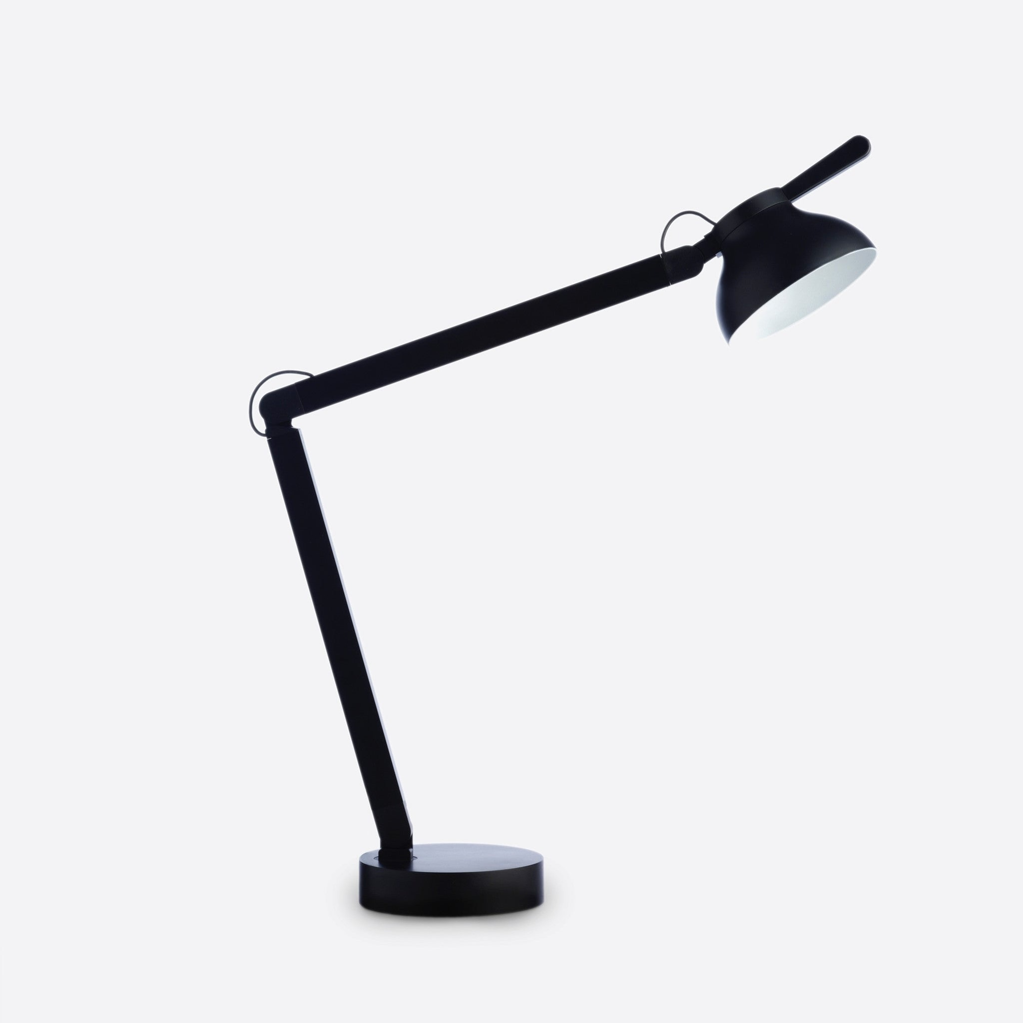 PC Double Arm Table Light by Hay